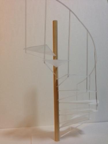 デザインにこだわります。螺旋階段の巻②三和建設のコンクリート住宅_blog宝塚・西宮・芦屋・神戸の鉄筋コンクリート住宅・RC住宅なら三和建設。