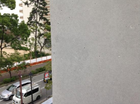 『RCの家』外壁②