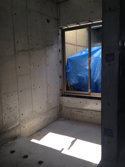構造見学会 モデルハウス棟 バスルーム
