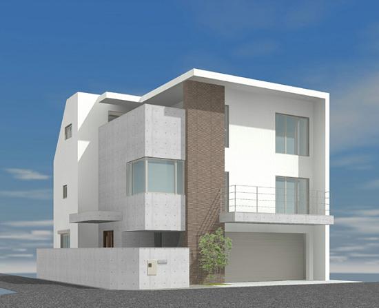 「甲子園の家」外観