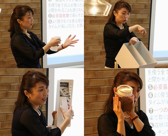 第10回RCギャラリーイベント「キッチン収納術セミナー」④