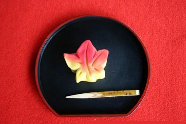 クロモジ和菓子楊枝