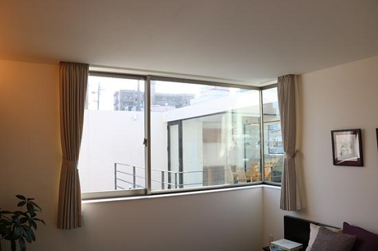 鉄筋コンクリートモデルハウス「RCギャラリー西宮」「天井埋め込み」タイプ