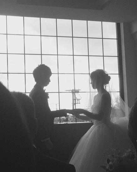 先日は友人の結婚式