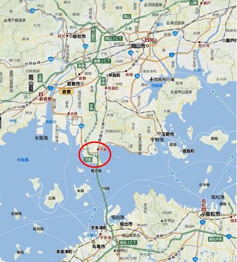 岡山県児島