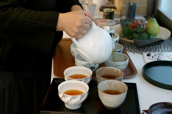 和紅茶(静岡産、奈良産)