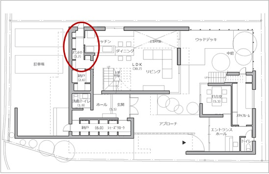 RCギャラリー西宮モデル棟1F