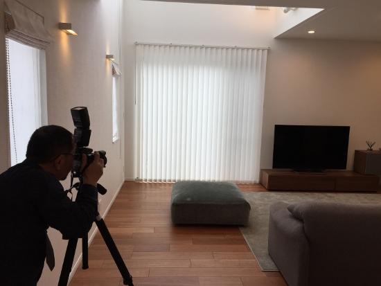 西宮市鉄筋コンクリートの家を撮影②