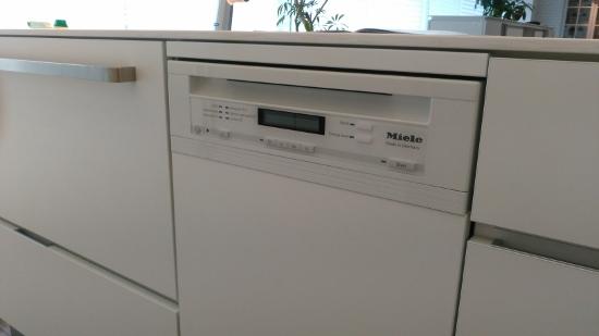 奥様に人気!ドイツ「Miele(ミーレ)」社製食器洗乾燥機