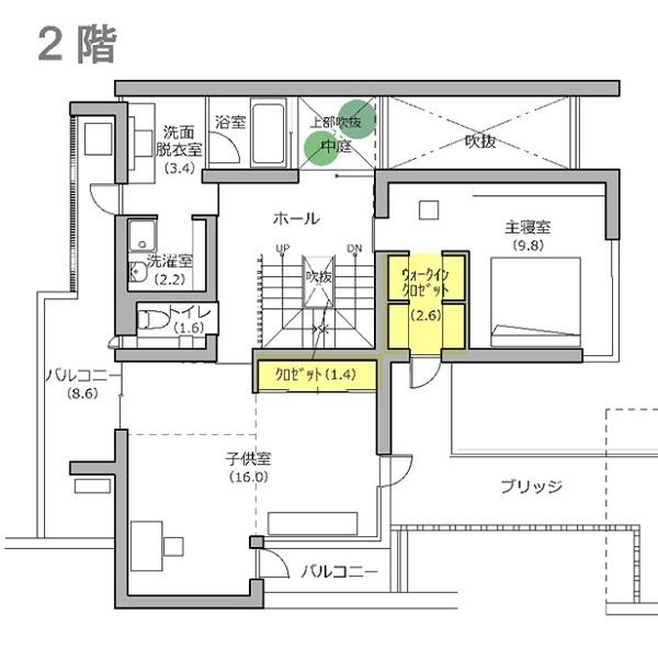「RCギャラリー西宮」2F収納スペース