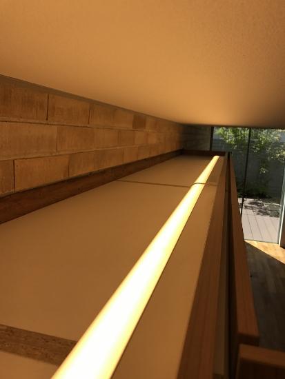 キッチン間接照明取付箇所