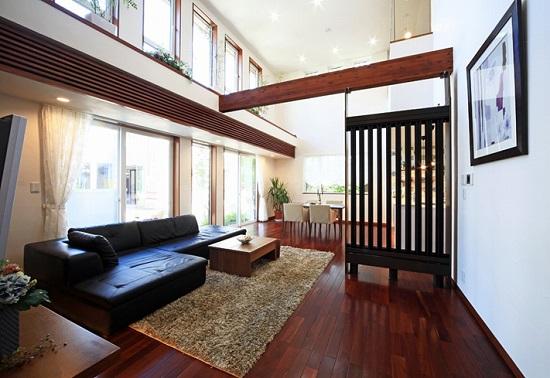 三和建設のSE構法モデルハウス