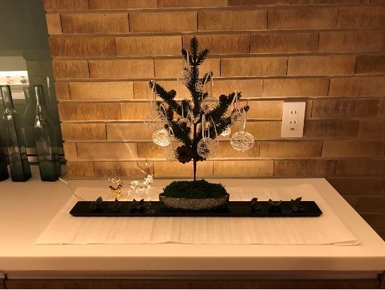 ミニ クリスマスツリー