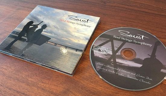 今年4月にはサンミュージックより、待望の1stアルバム「Soust 」をリリース