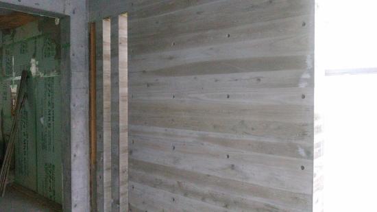 杉板型枠箇所
