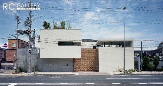 鉄筋コンクリートモデルハウスRCギャラリー西宮①