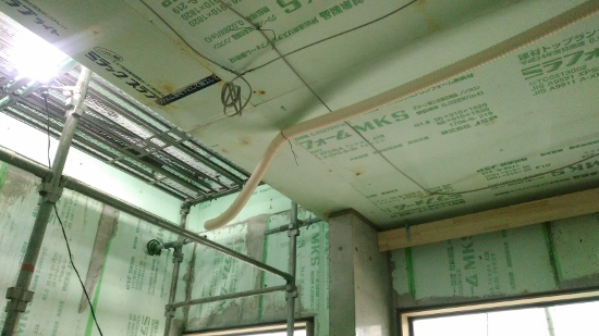 熱交換ユニット配管