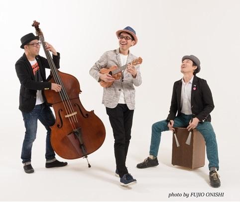 """"""" Ukulele Swing Trio """""""