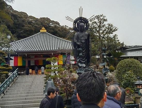 清荒神清澄寺への早朝参拝から一年がスタート