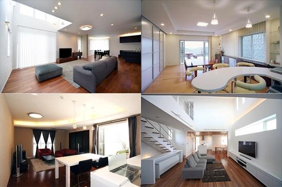フローリングや建具、家具は木材の選択によって空間の印象が全く変わります