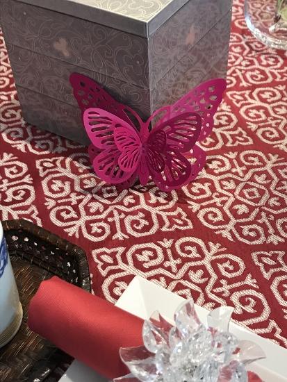 モチーフの蝶①