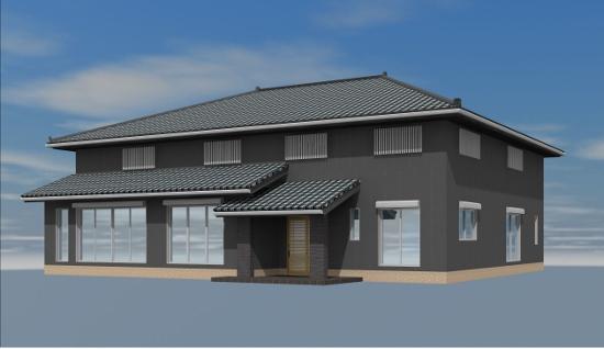 鉄筋コンクリートで造る「本格和風住宅」