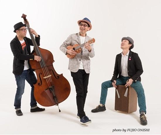 Ukulele Swing Trio/ウクレレ スイング トリオ