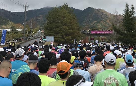 2018年福知山マラソン