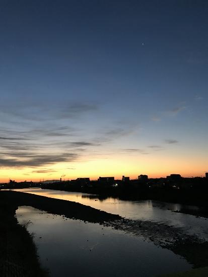 2018.12月朝焼け