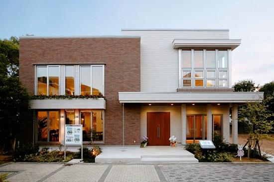 「ザ・グランデーゼ」の前身 三和建設「涼暖の家」①