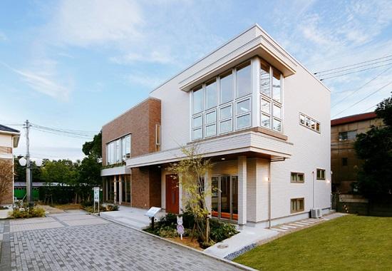 「ザ・グランデーゼ」の前身 三和建設「涼暖の家」②