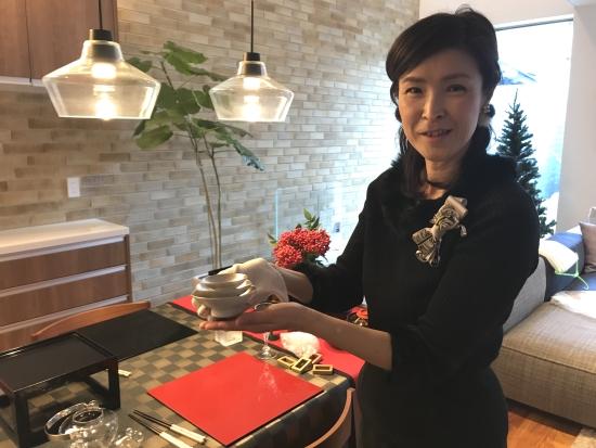 テーブルデコレーター佐藤留美さん