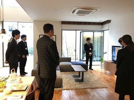 2019年新入社員研修①RCギャラリー西宮