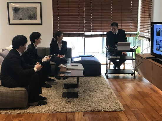2019年新入社員研修②RCギャラリー西宮
