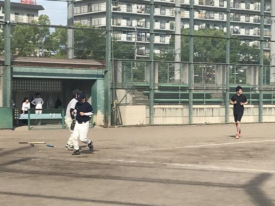 決勝戦【スプリングス】ホームイン④