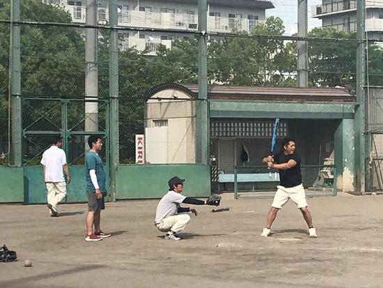 決勝戦【スプリングス】攻撃③
