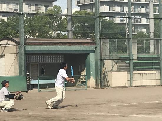 決勝戦【スプリングス】攻撃①