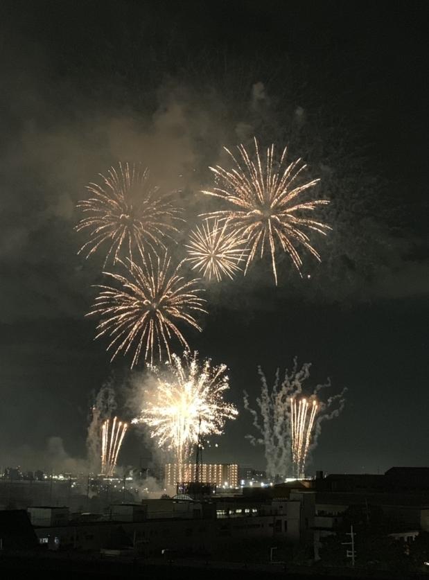 2019.8.20末広公園の花火