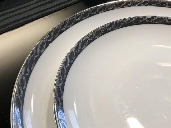 深川製磁のお皿②