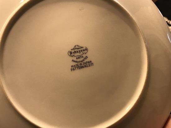 深川製磁のお皿③