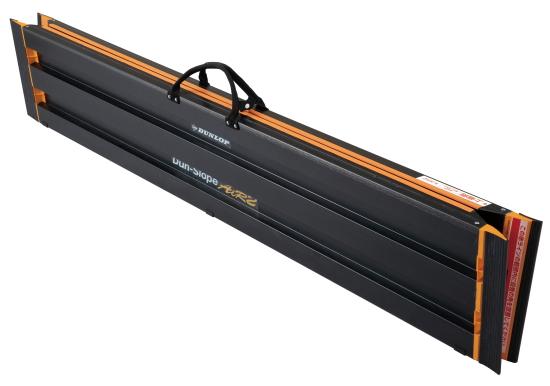 車いす用可搬形スロープ「ダンスロープエア-2」【住友ゴム工業】