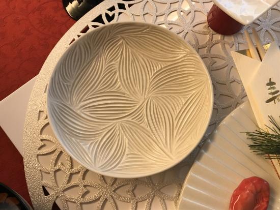 丹波焼のお皿