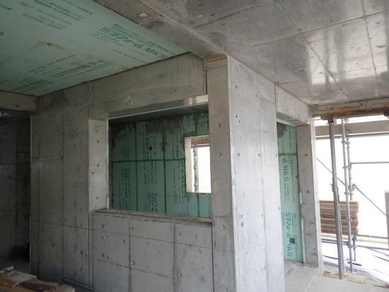 コンクリート厚みサイズ