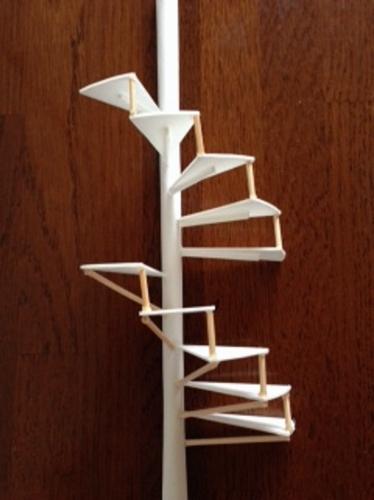 デザインにこだわります。螺旋階段の巻③三和建設のコンクリート住宅_blog宝塚・西宮・芦屋・神戸の鉄筋コンクリート住宅・RC住宅なら三和建設。
