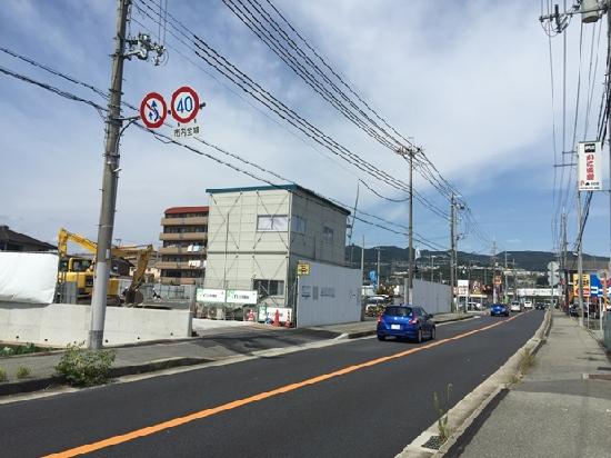 宝塚市中筋 医療施設現場