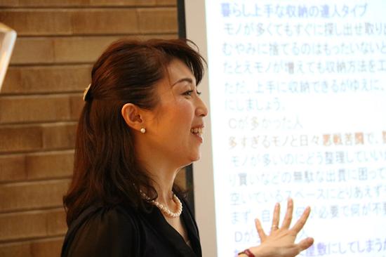 第10回RCギャラリーイベント「キッチン収納術セミナー」③