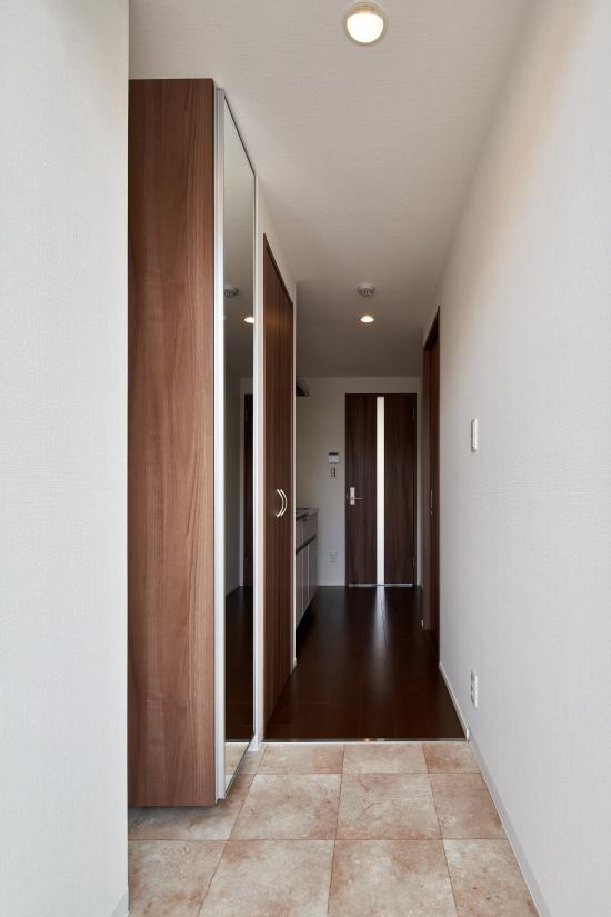 建築実例ダイワール甲東園:玄関